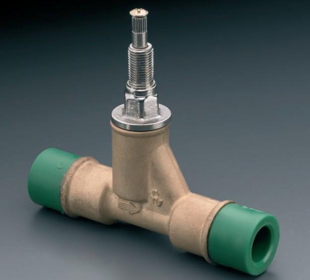 Nuevas llaves de paso para sistema de termofusi n for Llave paso agua